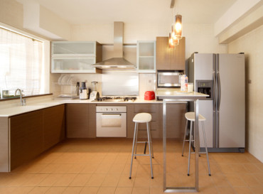European style Kitchen Renovation